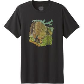 Prana Redlands Slim T-Shirt Herre black